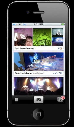 Facebook-photo-sharing-app