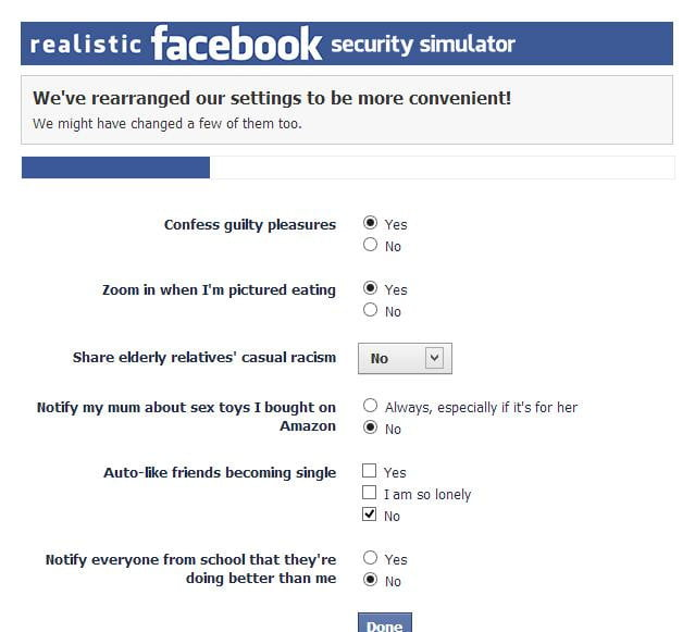 facebook security simulator - 3