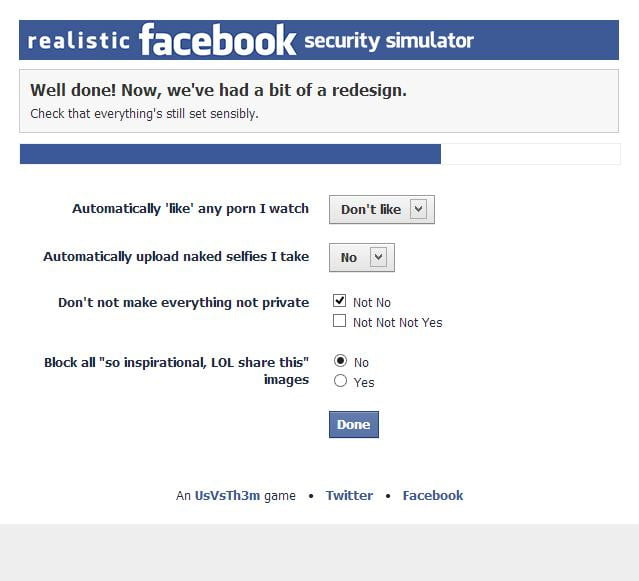 facebook security simulator - 4