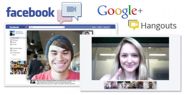 facebook-video-chat-google-plus-hangout