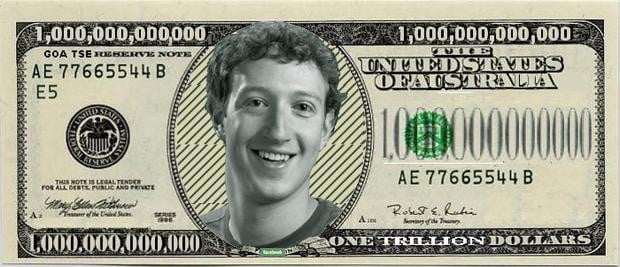 zuckerberg dollar bill