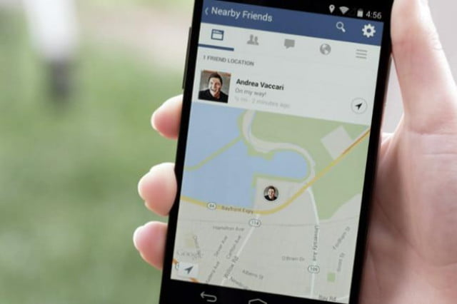 facebook will soon let share location nearby friends facebooknearby