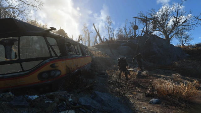 bethesda e  what we learned fallout