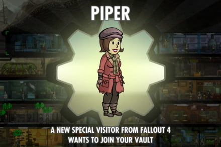 Fallout Shelter update: Vault can now be saved to Cloud