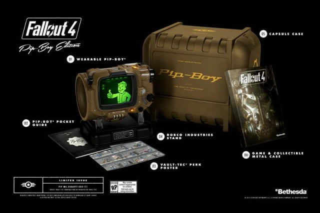 fallout  no more pip boys pipboyedition