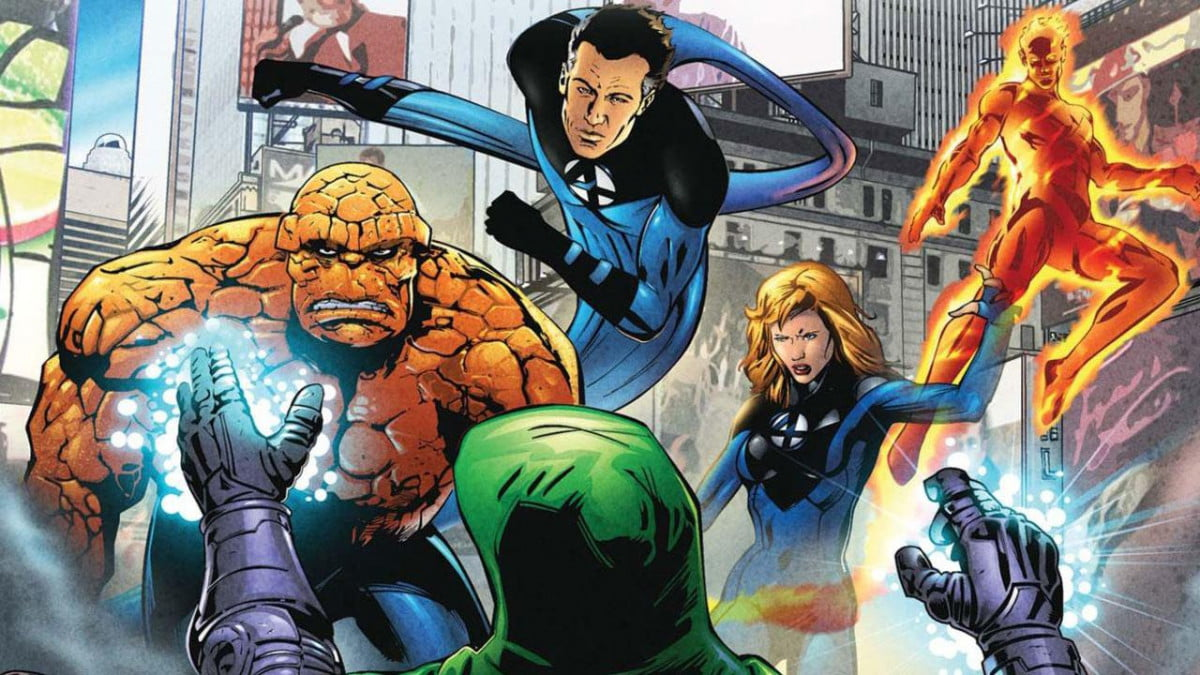 fantastic four reboots foursome casting nears completion