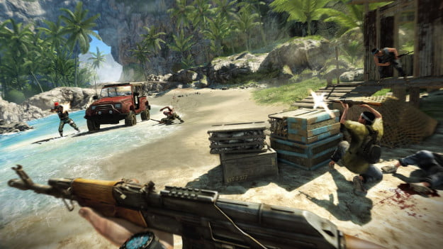 Far Cry 3 with allies