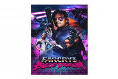 far cry  blood dragon review cover art
