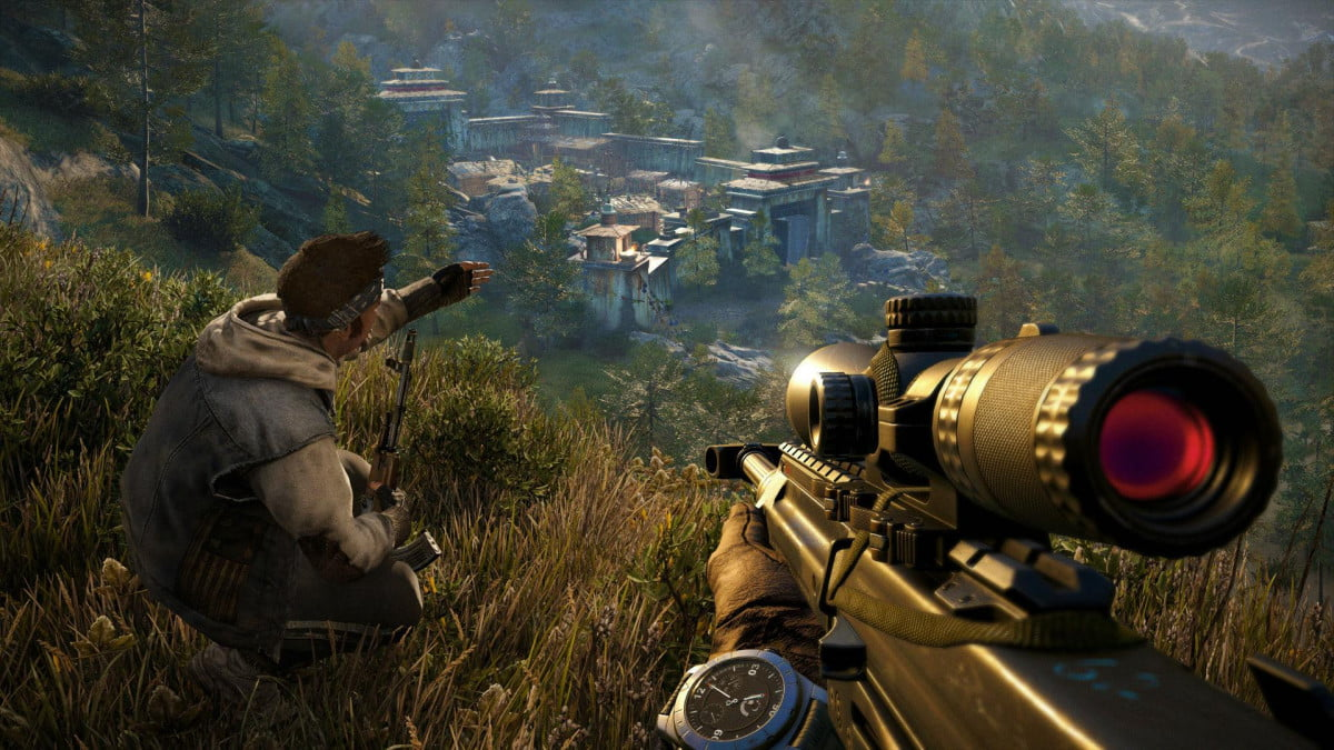 far cry  getting started guide outpost