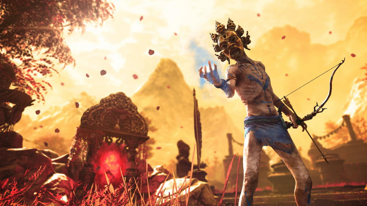 excited far cry vampires cowboys dinosaurs ubisoft wants know  screenshot