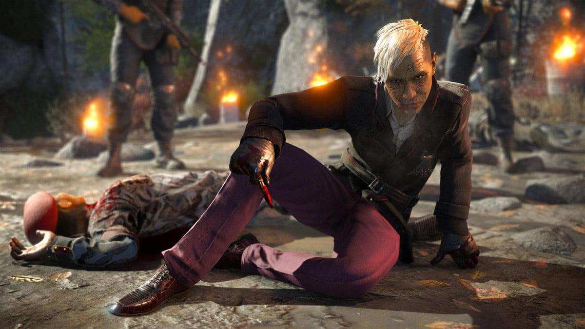 far cry  preview sets brutal himalayan survival story