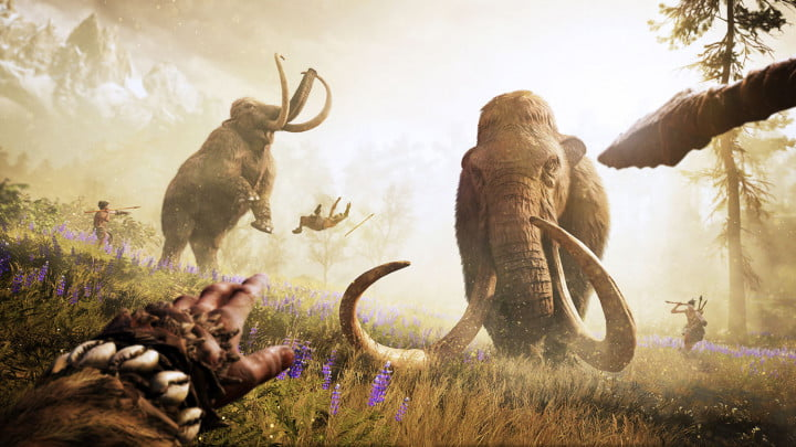far cry primal hands on