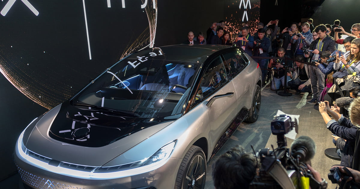 Faraday Future Needs to Start Making Cars, and Stop Stroking its own Ego