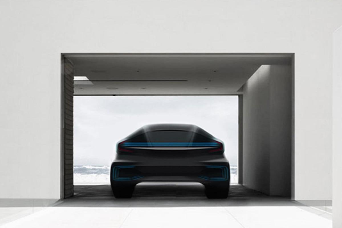 faraday future says it will launch an electric car by  teaser