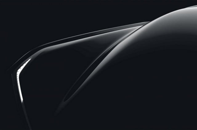 faraday futures  tesla model s rival mile range will charge ces future teaser