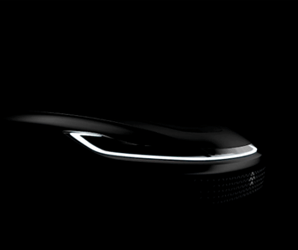 Faraday Future's latest electric car teaser gives us a hint at its design