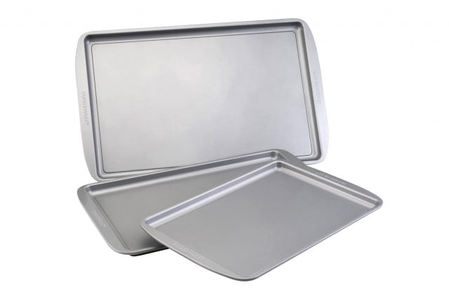 Farberware-Nonstick-Bakeware-3-Piece-Cookie-Pan-Value-Set-($10)