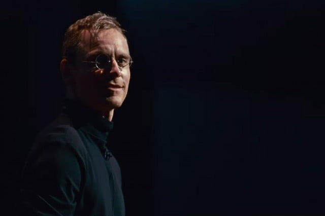 steve jobs apple bale dicaprio fassbender movie aaron sorkin
