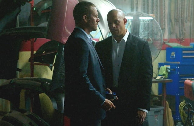vin diesel shares fast furious  photos describes first trailer and