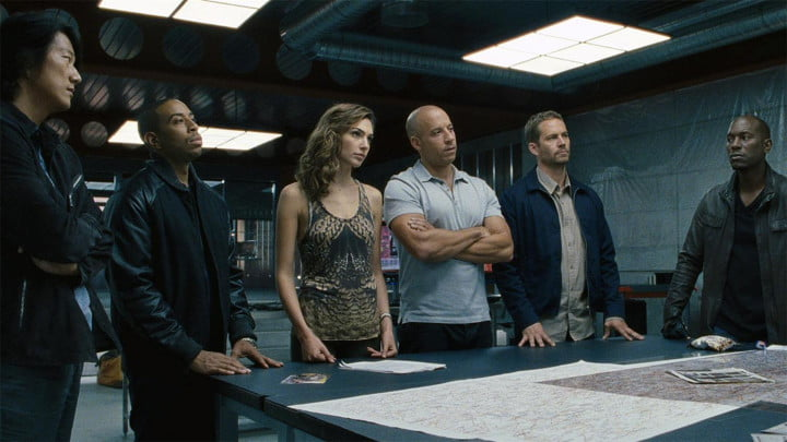 fast and furious  review crew