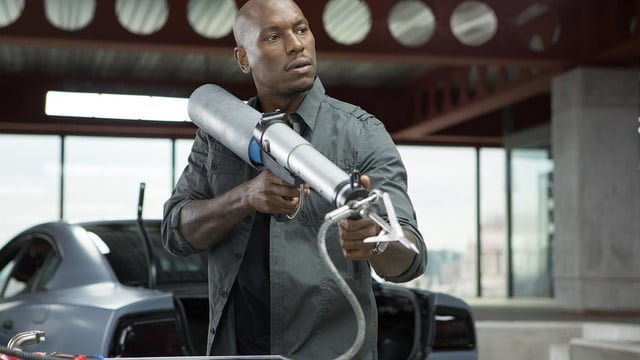 tyrese gibson the last knight fast furious