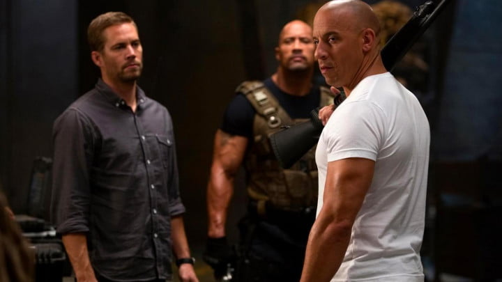 fast and furious  review vin diesel the rock walker