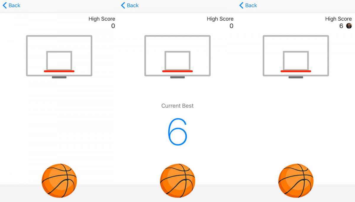 facebook messenger march madness basketball game fb bball
