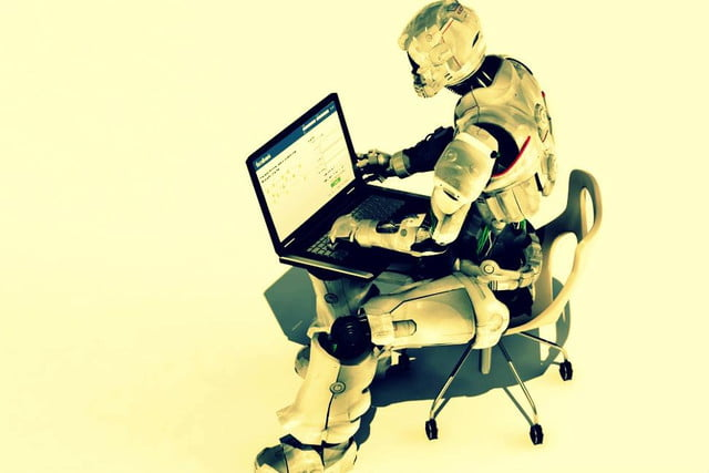 are humans going to lose the war for social web spam fb robot