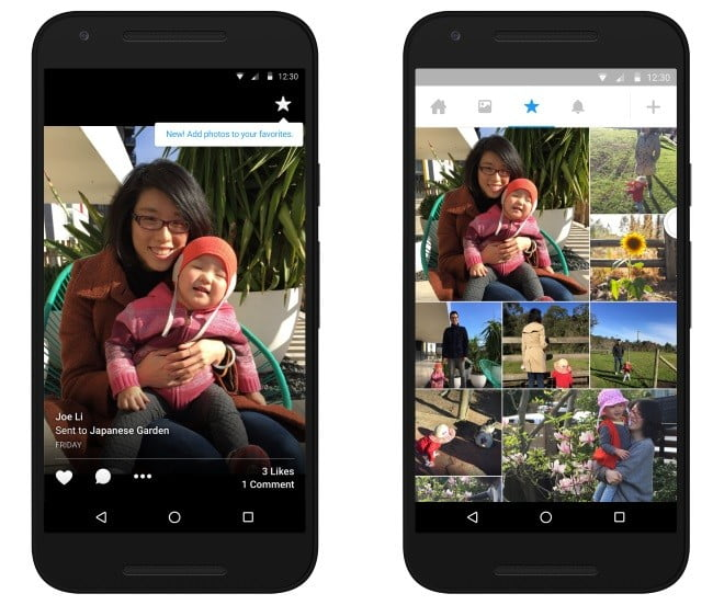 Moments now offers unlimited storage of full-res photos