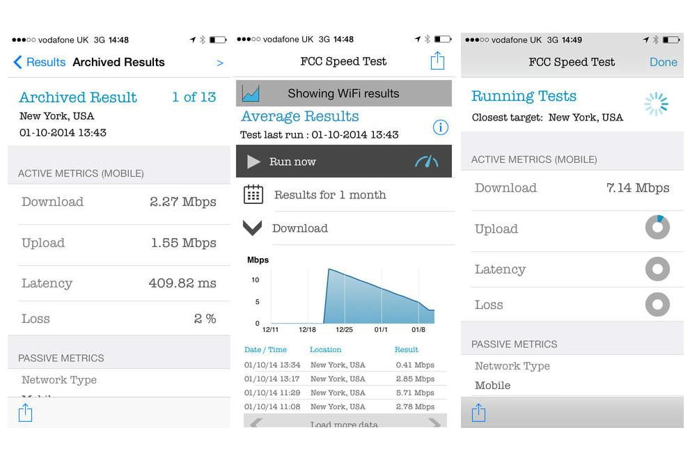 fccs speed test app comes to ios fcc