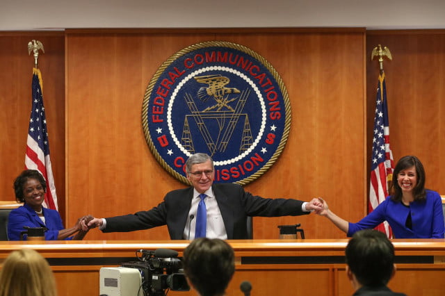 fcc att verizon report tom wheeler net neutrality