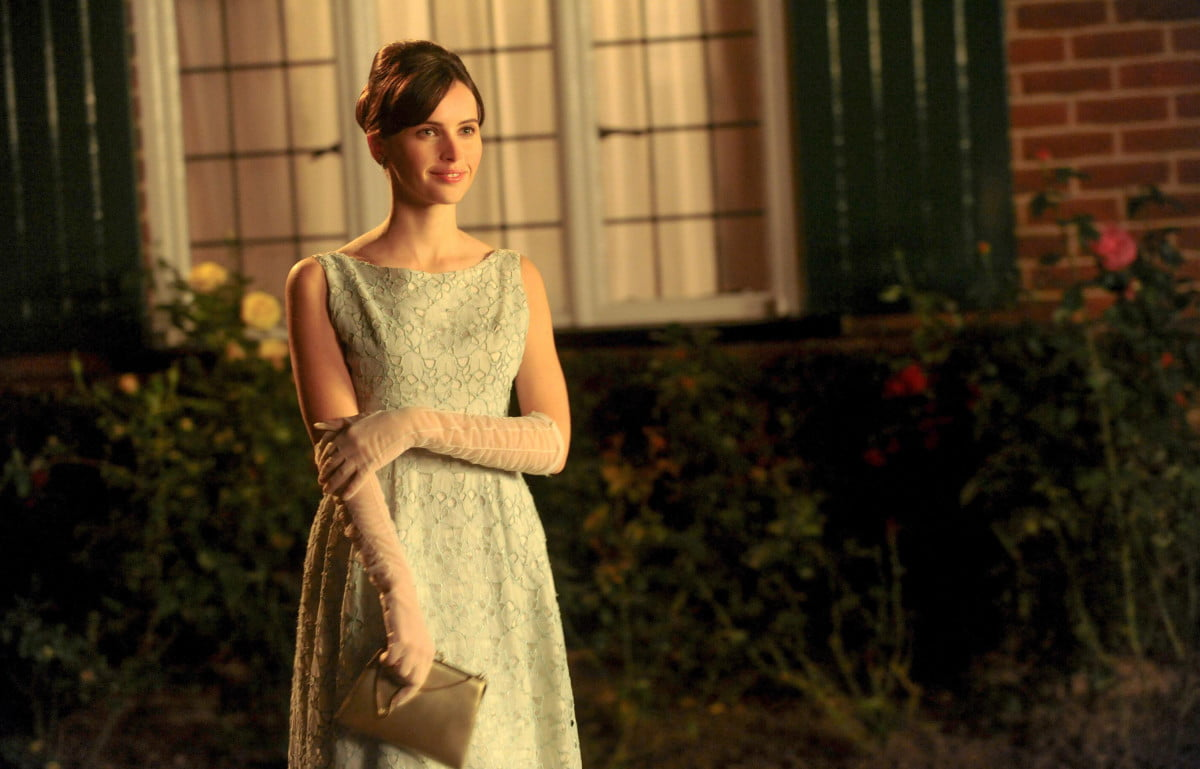 felicity jones star wars standalone movie the theory of everything