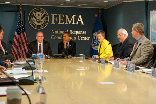 heartbleed fema gives universities boatloads cash cybersecurity research  president obama visits headquarters
