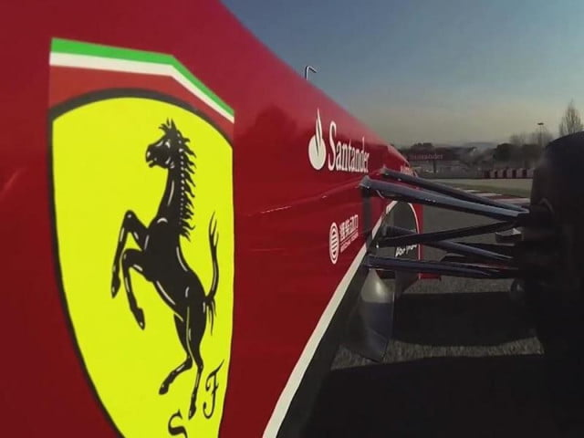 ferrari designers hi tech bracelet will set back  k