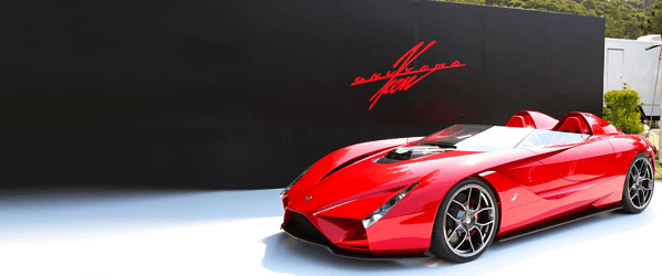 Will Japan's newest supercar make Ferrari green with envy?