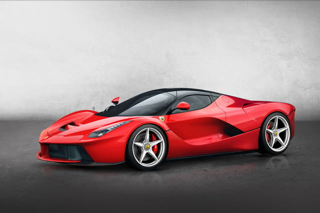 laferrari spider revealed on top gear ferrari convertible