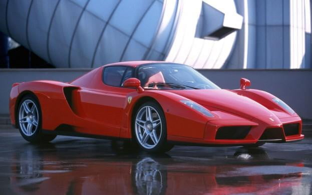 Ferrari Enzo (release photo)