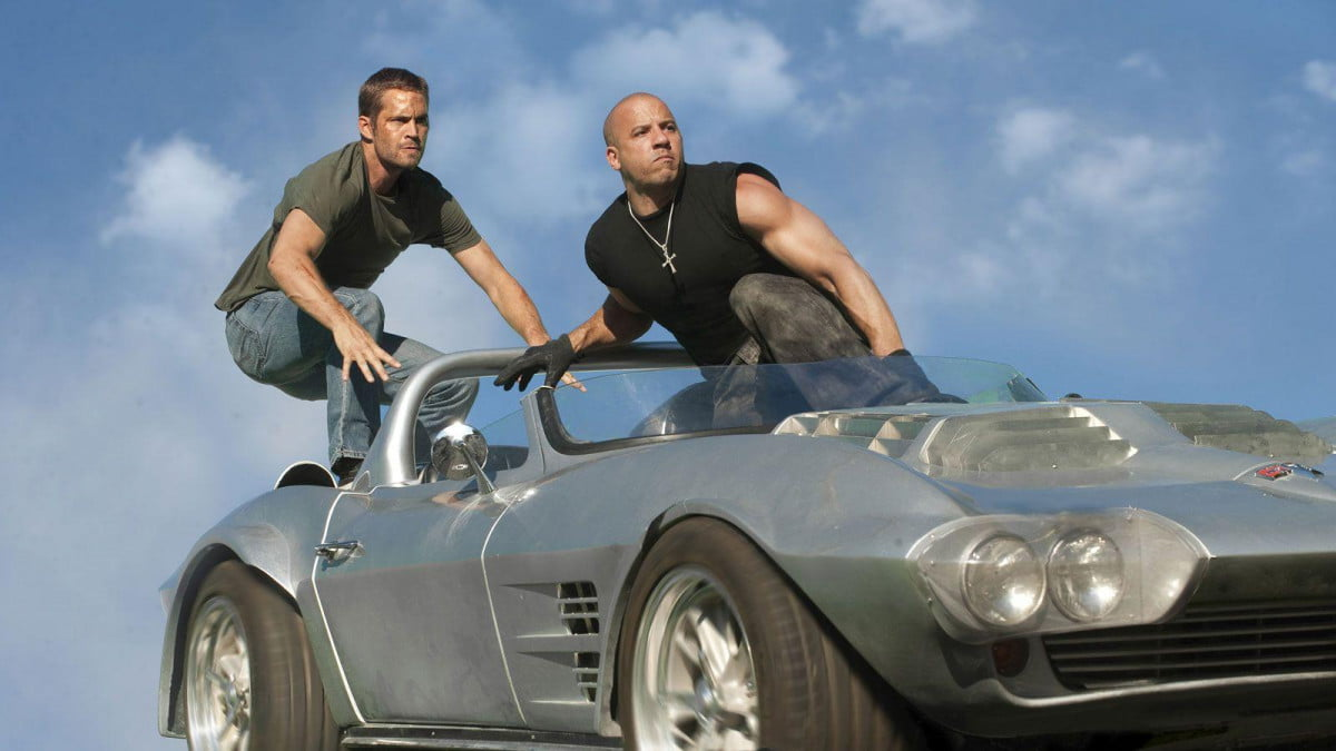 fast five review ff