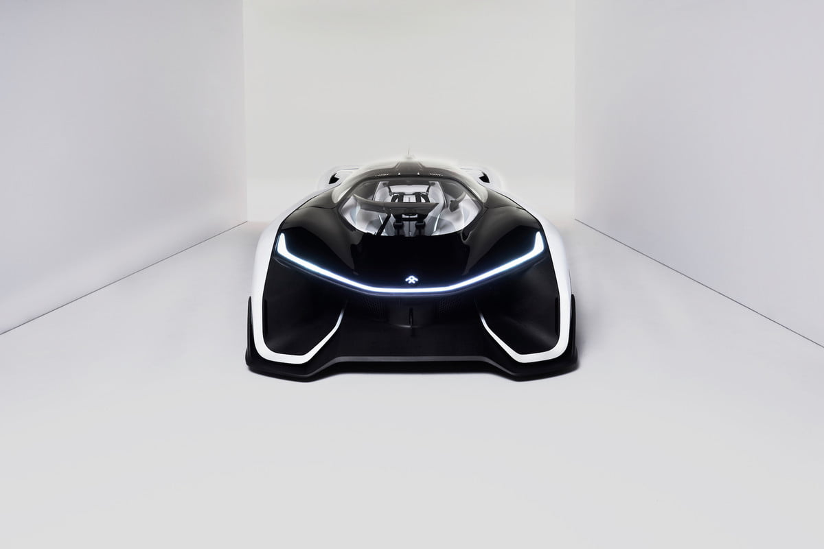 faraday future may miss electric car launch deadline ffzero  concept