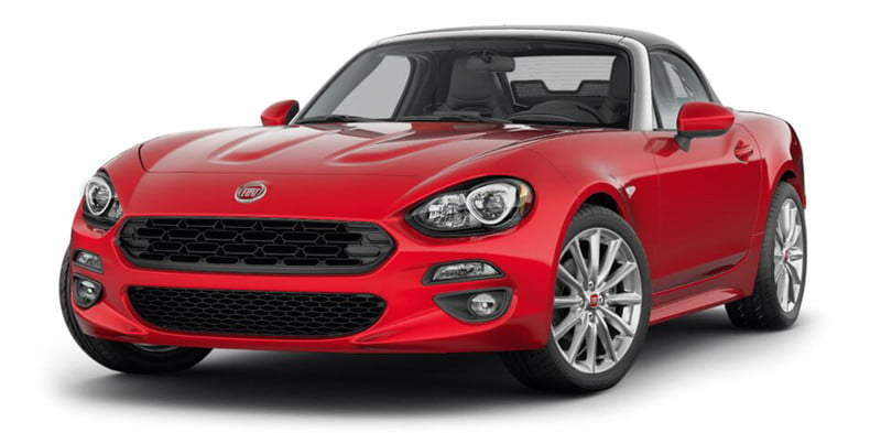 fiat spider review product