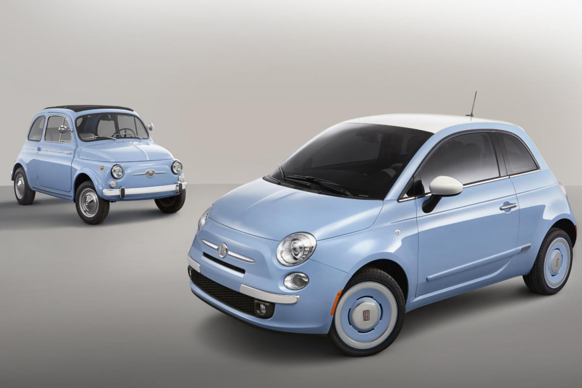 throwback might want hang fiat  cinquecento comparison