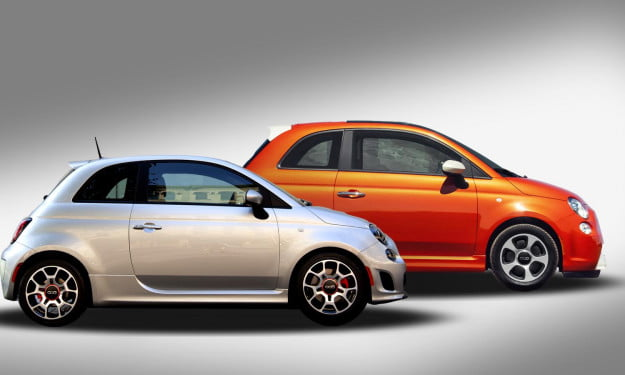 Fiat-500e-vs-Fiat-500-turbo