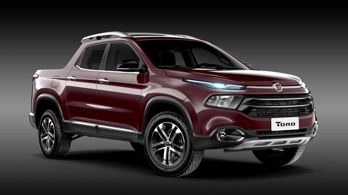 fiat toro pictures specs performance news first official