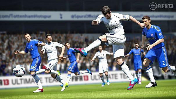 FIFA 13 screenshot Gareth Bale