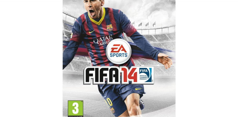 fifa  review cover art
