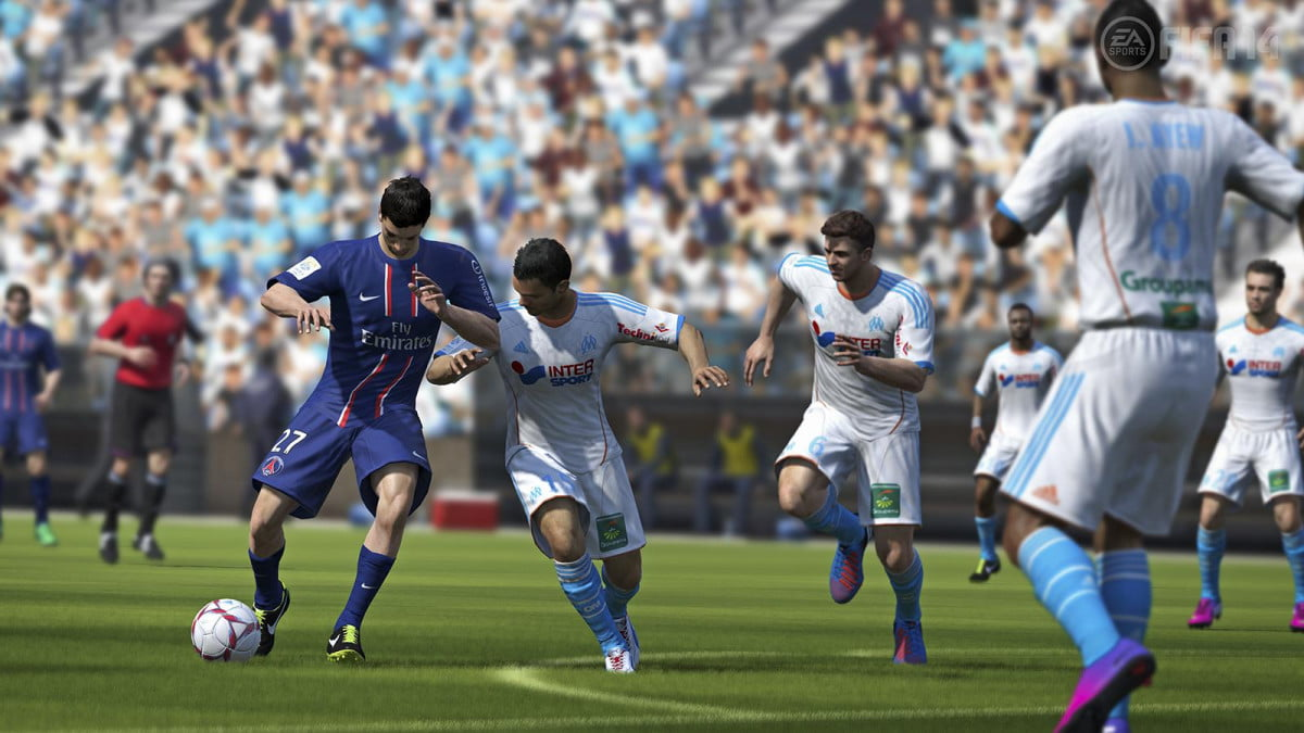 FIFA 14 screenshot 9