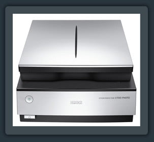 Epson Perfection V700 Scanner