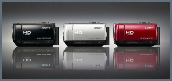 Sony HDR-CX100