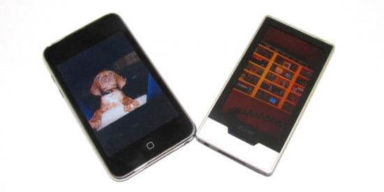 Apple iPod Touch vs. Microsoft Zune HD