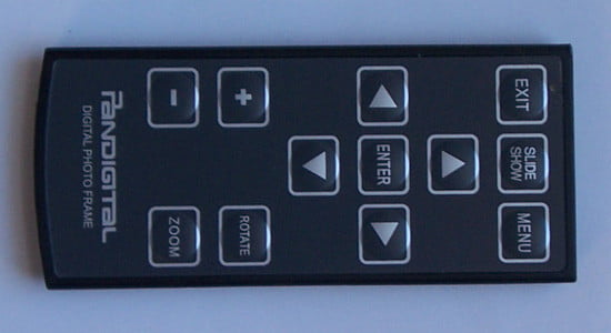 PanDigital PanTouch Clear Remote